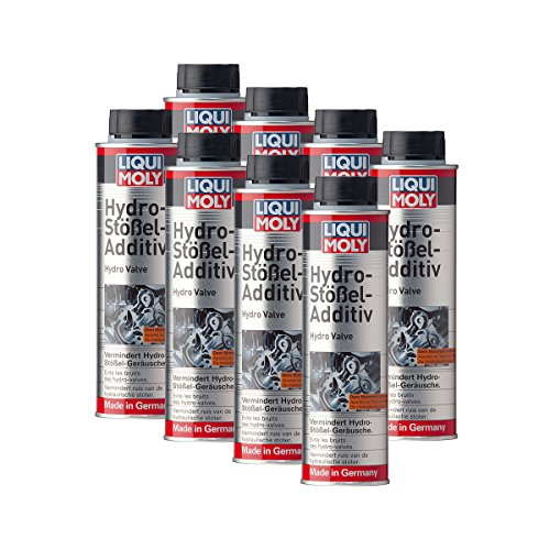8x LIQUI MOLY 1009 Hydro-Stößel-Additiv 300ml