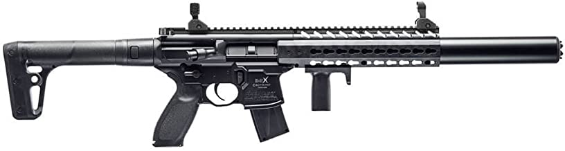 Sig Sauer MCX .177 Cal Co2 Powered (30 Rounds) Air Rifle, Black