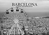 Barcelona Schwarz / Weiß Impressionen (Wandkalender 2022 DIN A2 quer): Fantastische Impressionen in schwarz / weiß der wunderbaren katalonischen Stadt Barcelona (Monatskalender, 14 Seiten )