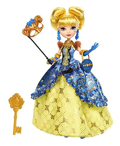 Mattel Ever After High cbt99 – Trône Lave-Vaisselle Blondie lockes, poupée