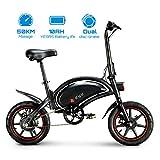 LENTIA Vélo Électrique Pliant vélo de Ville électrique 10 Ah Batterie Lithium Rechargeable 50...