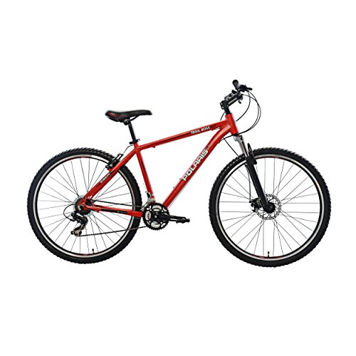 Polaris Trail Boss II Hardtail Mountain Bike, 29 inch Wheels, 18.5 inch Frame, Men