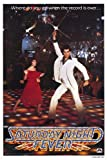 Saturday Night Fever Movie Poster (27,94 x 43,18 cm)