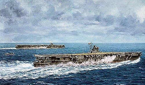 1 700 Sonderserie SPOT No.44 zWeiße Traeger der Division Hiryu, Soryu Set
