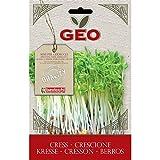 Geo Crescione Semi da Germoglio, Marrone, 12.7x0.7x20 cm