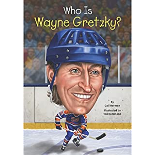 Who Is Wayne Gretzky? audiobook cover art