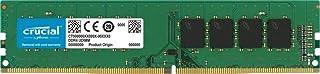 Crucial Basics 16GB DDR4-2666 UDIMM Desktop Memory | CB16GU2666