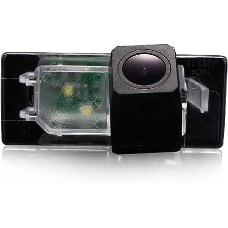 Hd Ccd Rückfahrkamera Nummernschild Kennzeichen Elektronik