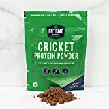 Entomo Farms Cricket Powder │113g Bag (4 oz) │ Pure Canadian Cricket Flour | Complete Protein | Whole Food, 100% Ground Crickets, No Fillers, Gluten-Free, Paleo & Keto Diet
