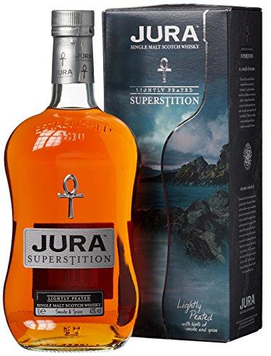 Isle of Jura Superstition mit Geschenkverpackung  Whisky (1 x 1 l)