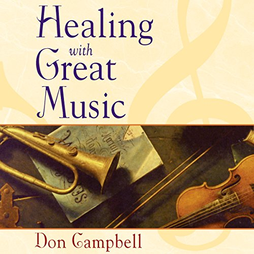 Healing with Great Music copertina
