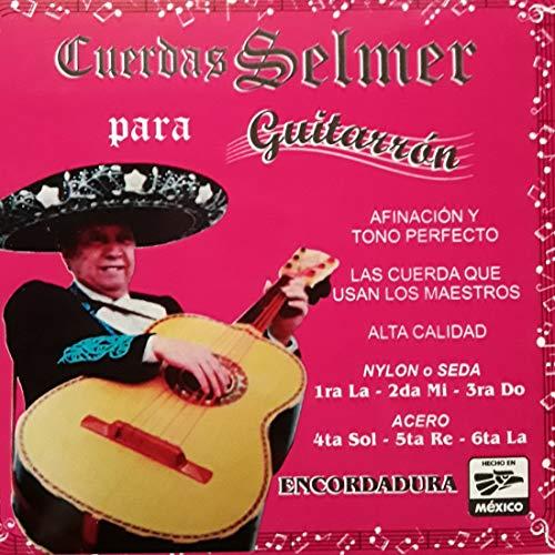 Cuerdas Para GUITARRON SELMER/GUITARRON Saiten