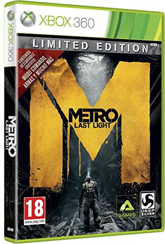 Metro Last Light - Edición Limitada