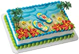 Summer Flip Flops DecoSet Cake Decoration