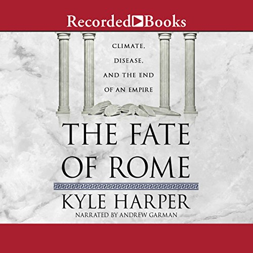 The Fate of Rome cover art
