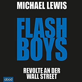 Flash Boys cover art