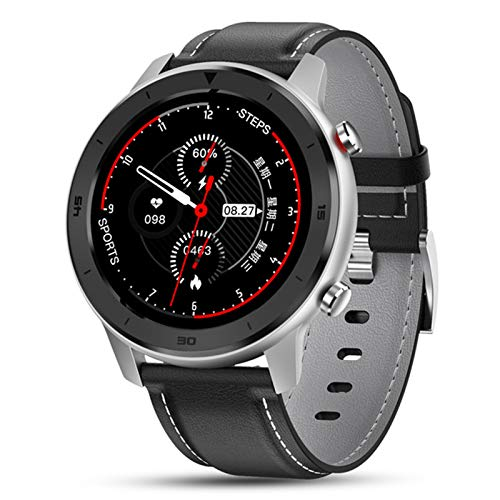 LXZ DT78 Smart Watch Men's Y Women's Bluetooth Fitness Activity Tracker Wearable Impermeable Heart Rate Monitoring Sports Watch para Android iOS,C