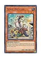 遊戯王 英語版 MAGO-EN117 Scrap Recycler スクラップ・リサイクラー (レア:ゴールド) 1st Edition