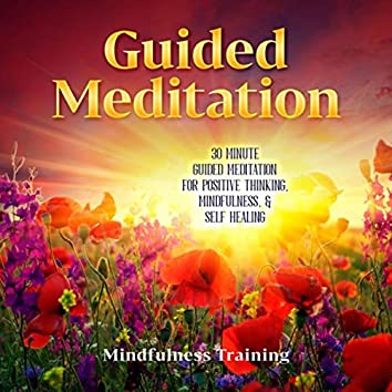 Guided Meditation: Guided Meditation for Positive Thinking, Mindfulness & Self Healing