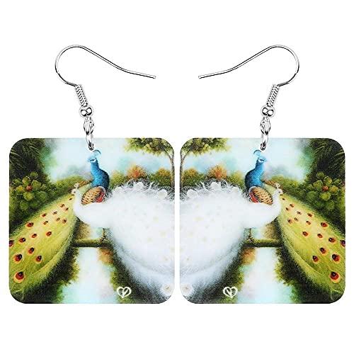 XQAQW Llavero Lindo Largo Llavero joyería para Las Mujeres niñas niñas decoración de la Moda