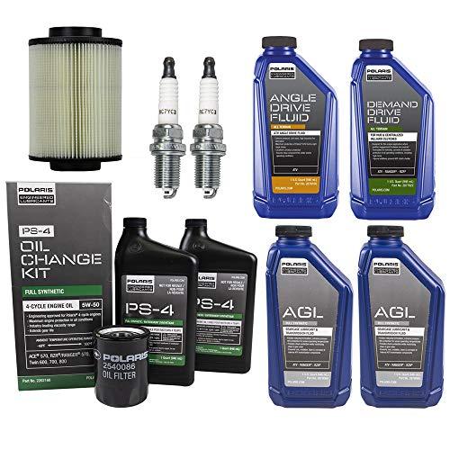POLARIS Ranger 800 RZR 800 4 S OEM Complete Oil Service Kit POL09