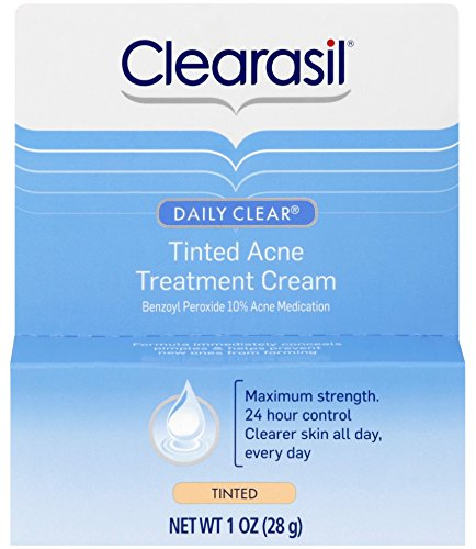 Clearasil Daily Clear Tinted Acne Treatment Cream 1 Oz Pack Of 5 Buy Online In Gambia Clearasil Products In Gambia See Prices Reviews And Free Delivery Over 3 500 D Desertcart
