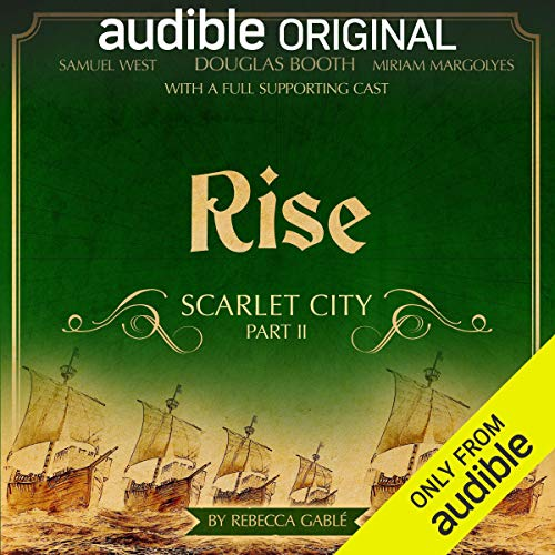 Page de couverture de Rise: Scarlet City - Part II