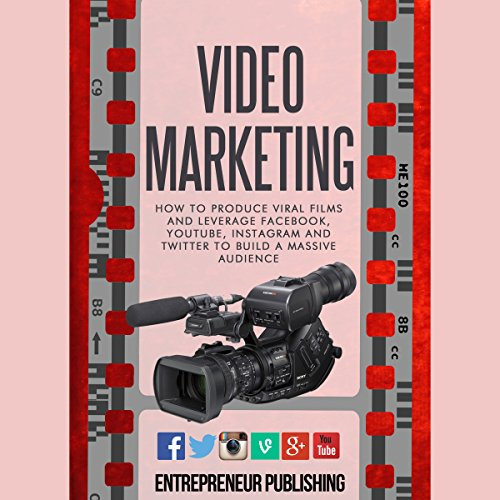 Video Marketing audiobook cover art