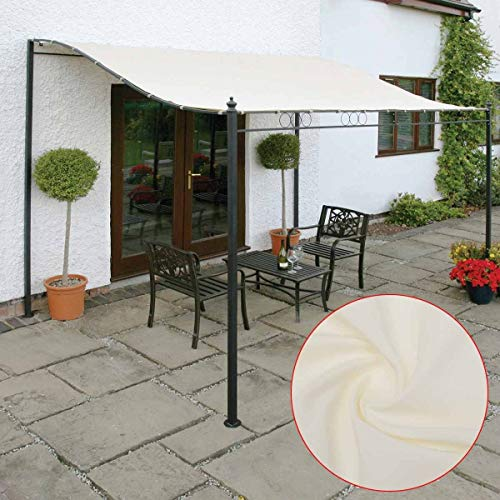 without LSB-CHUNJIE3, 1pc 3x3/2.6M 300D Canvas Waterproof Tent Canopy Sun Shelter Cloth Outdoor Tent Top Roof Cover Patio Awning Garden Supplies Tool (Color : 2.6x2.5)