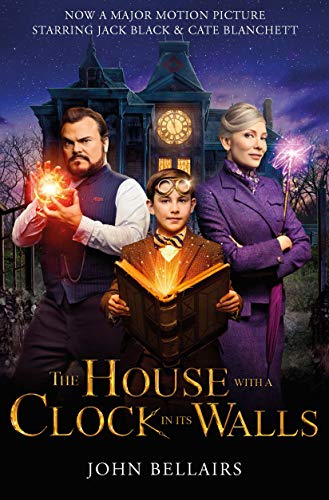 The House With a Clock in Its Walls by [John Bellairs]