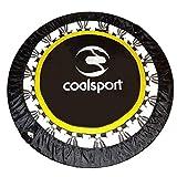 CoalSport Trampolino Elastico Modello 111 Cm con Sacca