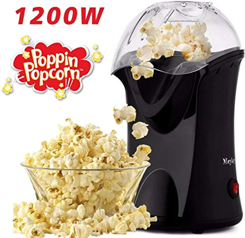Best Review Of Popcorn Machine, 1200 Watt Popcorn Machine, Electric Popcorn Machine with Measuring C...