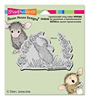 Stampendous Cling Scent of Lilac Rubber Stamp by STAMPENDOUS