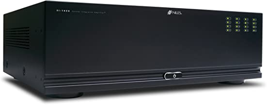 Niles SI-1650 16-Channel Fully-Configurable Power Amplifier - Black