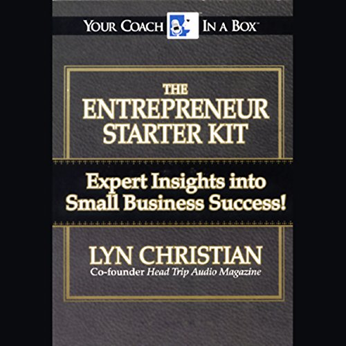 The Entrepreneur Starter Kit audiobook cover art