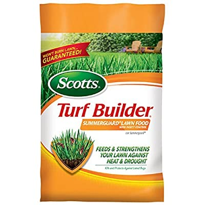 Scotts Turf Builder Lawn Food - Summerguard with Insect Control