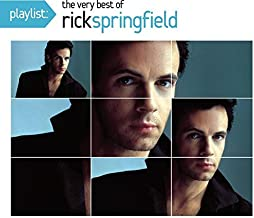 Playlist: The Very Best of Rick Springfield (Eco-Friendly Packaging) by Rick Springfield (2008-06-17)