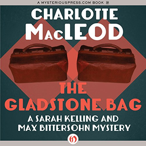 The Gladstone Bag cover art
