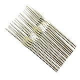 MW Steel Crochet Hook Set of 16