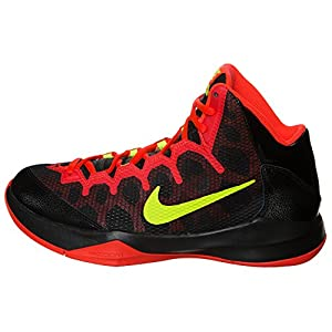 Nike Mens Zoom Without A Doubt Basketball Shoe #749432-001 (11)