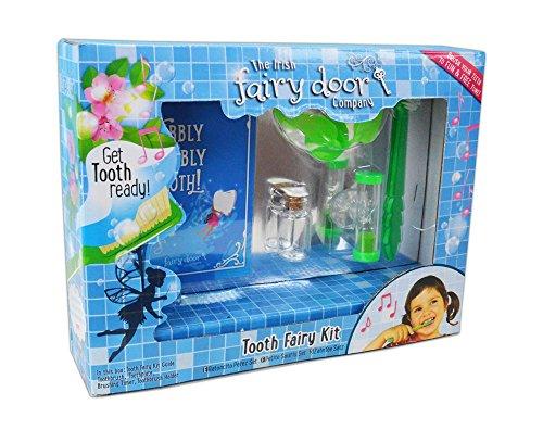 The Irish Fairy Door Company FD554525 Kit de fée dentaire
