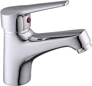 KES 科士力 单孔面盆龙头 冷热水单把洗脸盆水龙头 L3106 【比同款重80%】