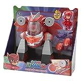 Giochi Preziosi - Pj Masks Gufetta Veicolo Turbo Movers con Personaggio