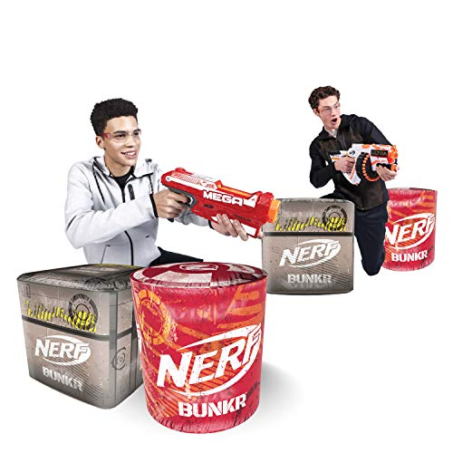 Nerf Bunkr Battle Stackers Inflatable Battlezone Pack
