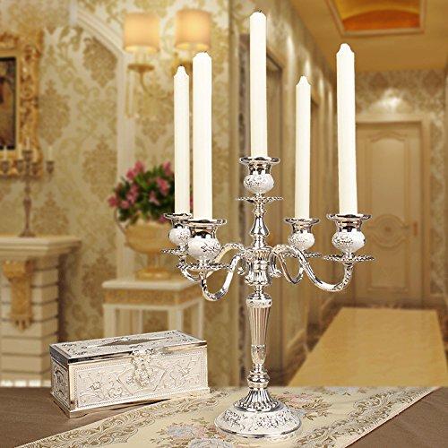 argento europeo per rivestimenti a casa l'arredamento decorativo candelabro decorazioni