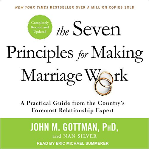 The Seven Principles for Making Marriage Work Titelbild