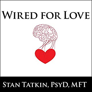 Wired for Love audiobook cover art