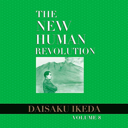 The New Human Revolution, Vol. 8 Audiobook By Daisaku Ikeda cover art