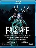 Verdi, G.: Falstaff [Opera] (Teatro Real, 2019) [Blu-ray]