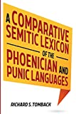 A Comparative Semitic Lexicon of the Phoenician and Punic Languages